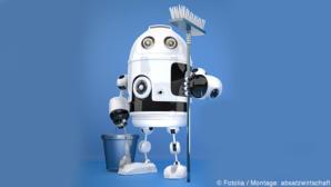 Roboter in der Arbeitswelt: Warum die Mehrheit der D<span data-recalc-dims=