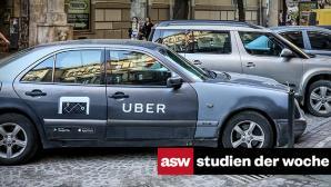Studien der Woche: Fahrdienst Uber vor allem bei Jün<span data-recalc-dims=