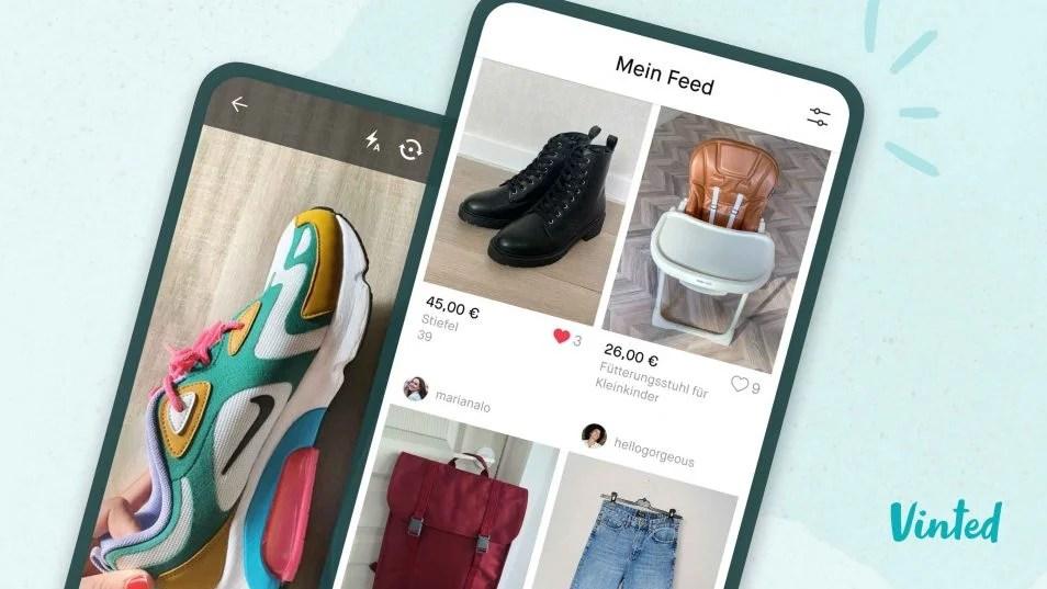 Wie Vinted die Kreislaufwirtschaft in der Mode ankurbeln will