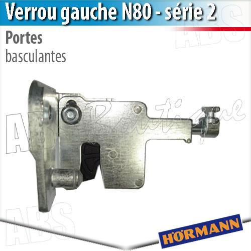 Verrou Porte Basculante Debordante Hormann Serie 2
