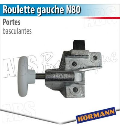 Roulette Porte Basculante Debordante Hormann Berry N80 Gauche