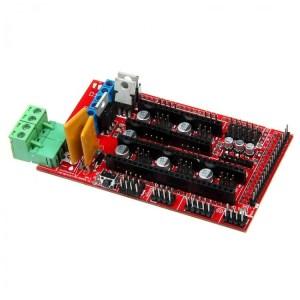 RAMPS VER. 1.4 Shield Per stampanti 3D Arduino Mega Pololu
