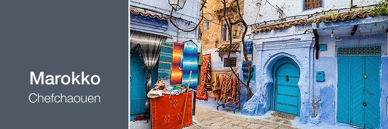 Marokko Chefchaouen