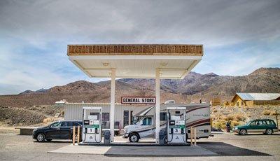 Letzte Tankstelle