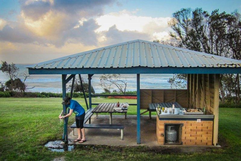 Grillhaus Australien