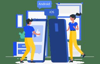 Android, iOS app development