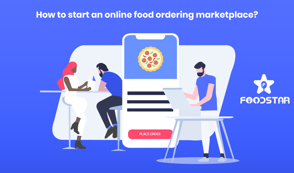 How to start an online food ordering business?