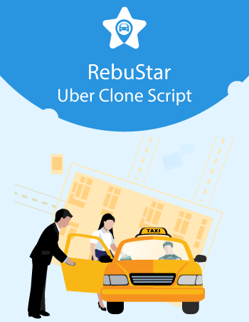 RebuStar - Uber Clone