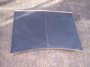 Clubman Carbon Composite Bonnet inner
