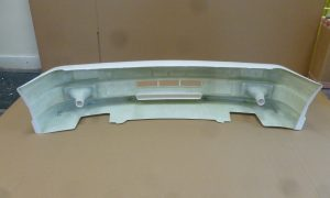 E30 M3 Front Bumper with Flat Splitter and Trumpet vents 6