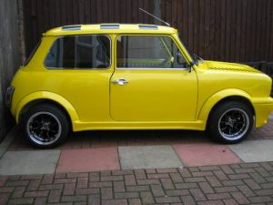 Euro Lamme Clubman Sport Front Nick Mossop 5