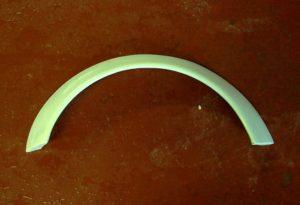 Lamme Style 8 piece Kit OS Rear Arch