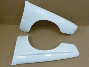 M3 E30 front wing Pair 1