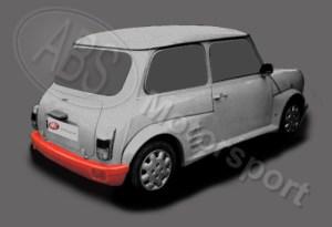Montecarlo Kit Rear Bumper