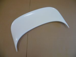 mini cosworth spoiler 1