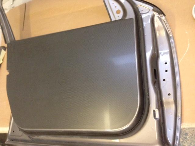 Universal U2013 Carbon Door Card U2013 Roll Top
