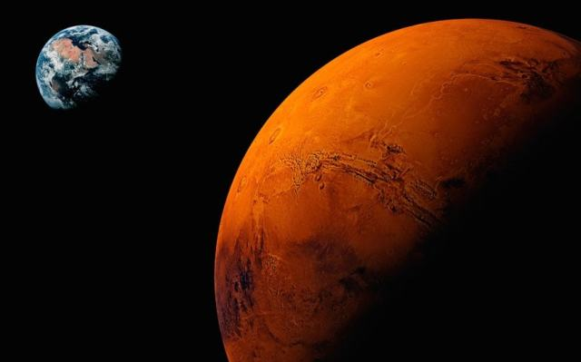 Man will walk on Mars within a generation, says Astronomer Royal. © The Telegraph
