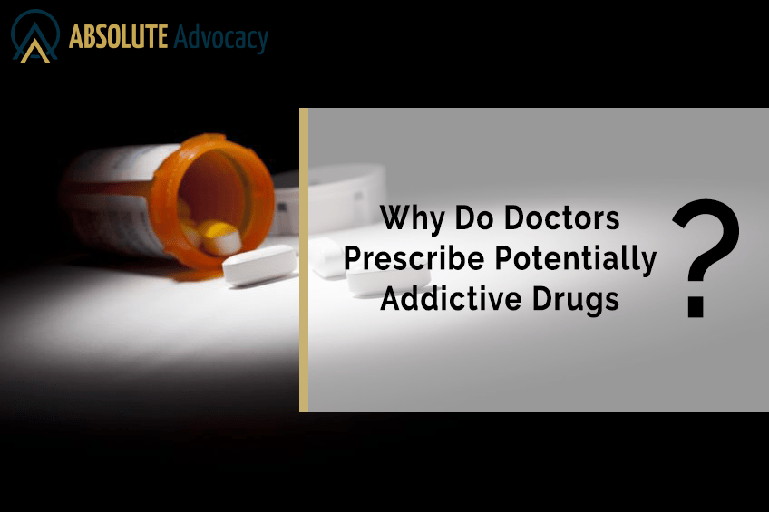 Why Do Doctors Prescribe Potentially Addictive Drugs?