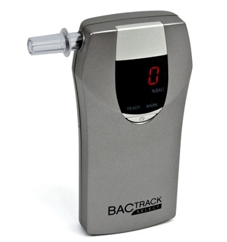 Blood Alcohol Breathalyzer NC DWI