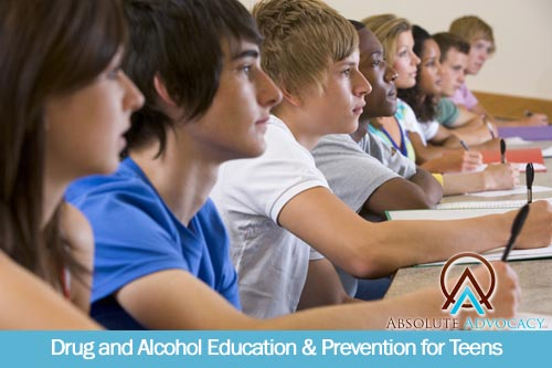 Drug and Alcohol Prevention for Teens