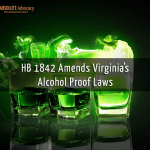 HB 1824 Legalizes 151-Proof Liquor Sales in Virginia