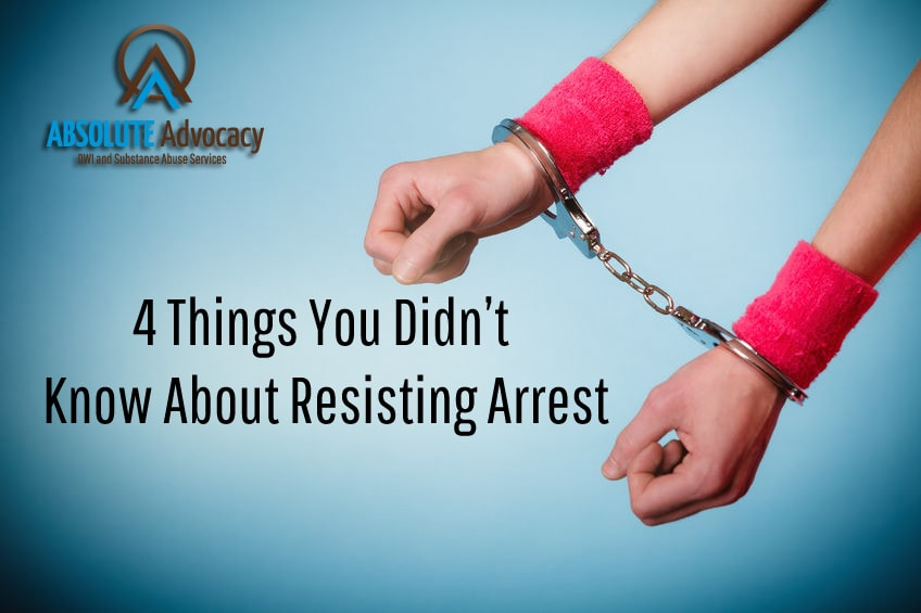 4 Things You Didn't Know About Resisting Arrest in North
