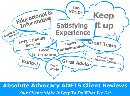 North Carolina DWI ADETS Classes Client Reviews