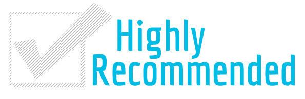 We are highly recommended!