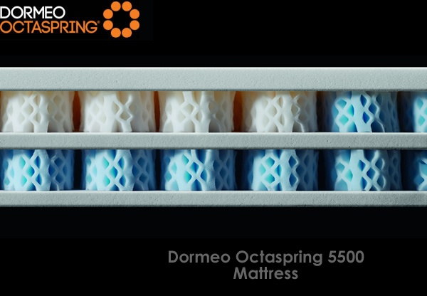 Dormeo Octaspring 5500 Kingsize Mattress