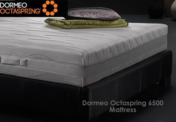 Dormeo Octaspring 6500 Single Size Mattress Line