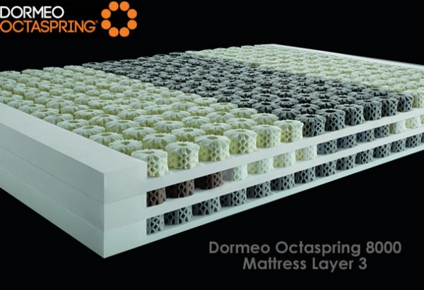 Dormeo Octaspring 8000 Double Size Mattress