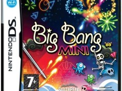 Review Big Bang Mini on the Nintendo DS pack shot