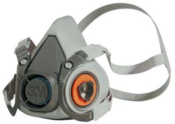 Half Facepiece Reusable Respirator 6100