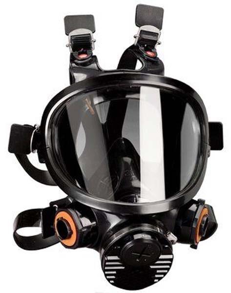 Full Face Reusable Respirator 7800S