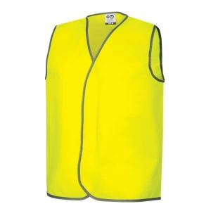 Day Safety Vest Yellow