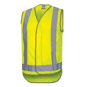 Day and Night Safety Vest Yellow