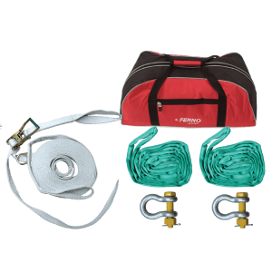 Webbing Static Line Kit