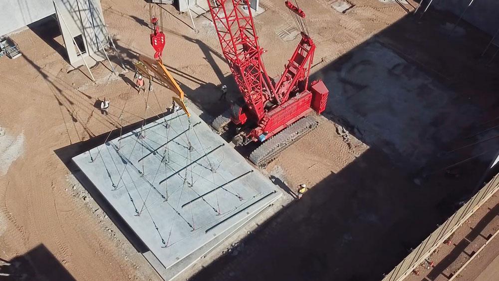Precast Concrete and Tilt Slabs