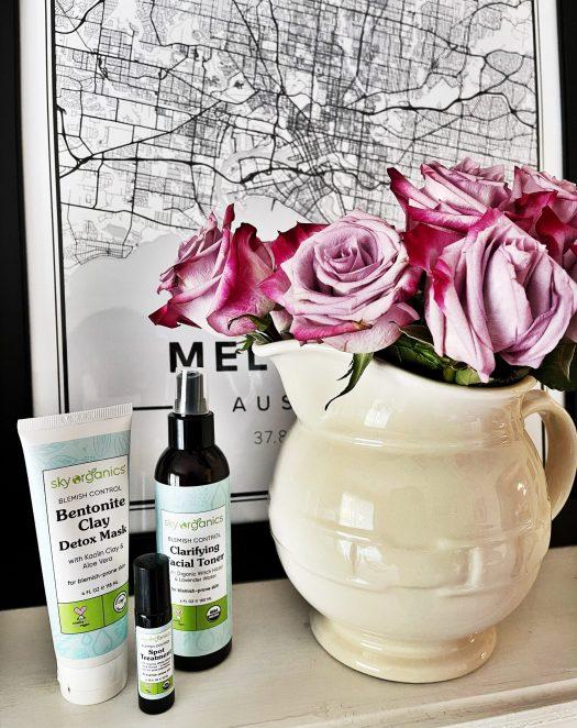 Sky Organics, Skincare