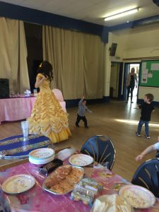 Princess Belle Character Entertainer Derby