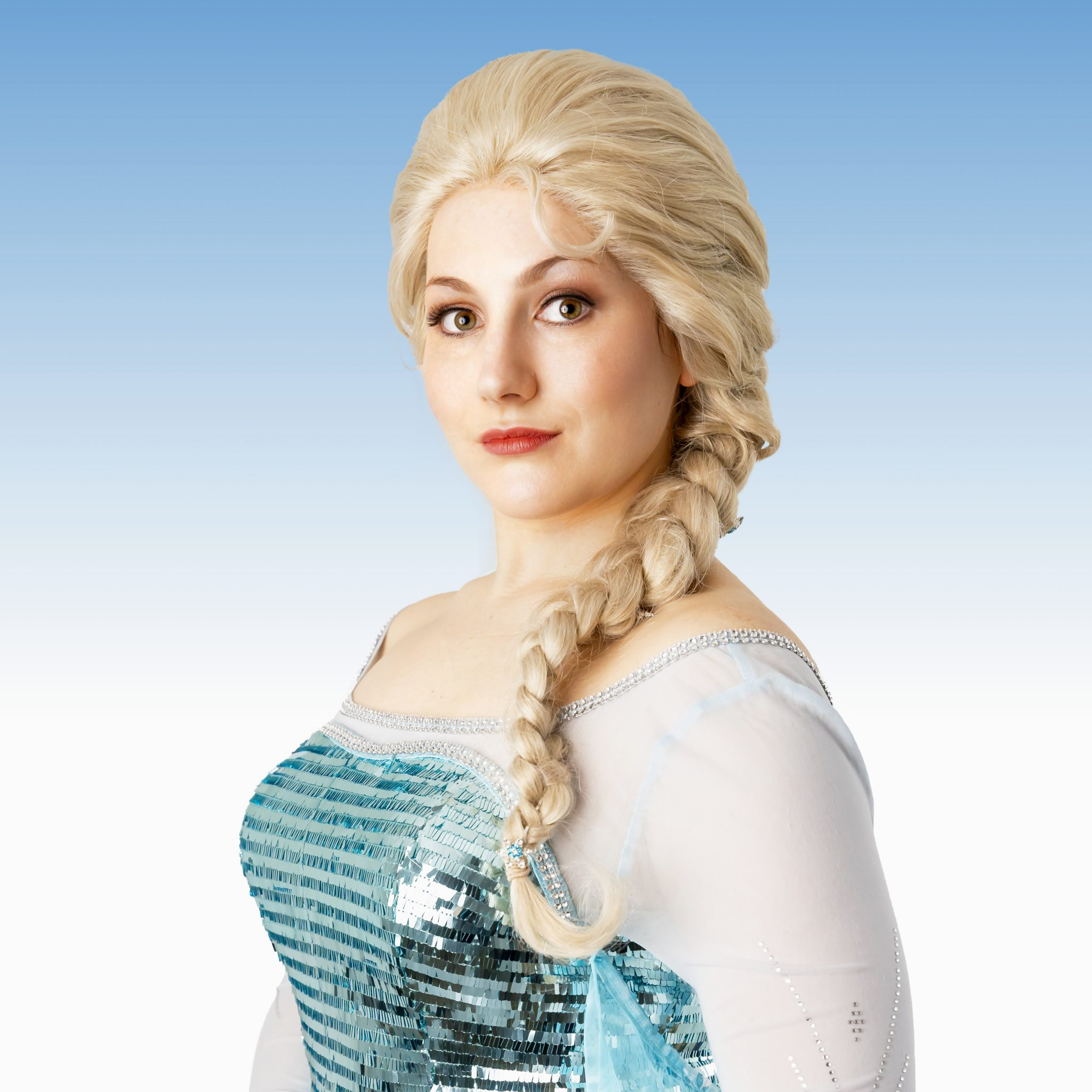 Queen Elsa Party Entertainer