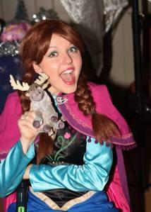 Princess Anna Party Entertainer