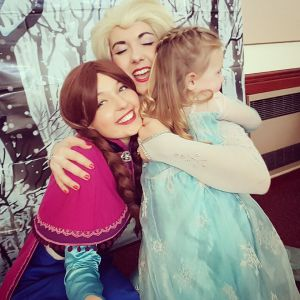 Elsa & Anna Parties - Nottingham / Mansfield / Lincoln