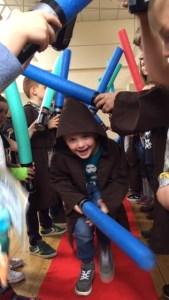 Jedi Training | Star Wars Parties | Nottingham