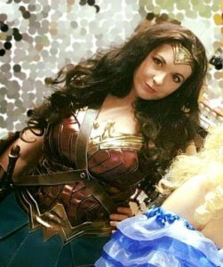 Wonder Woman Nottingham