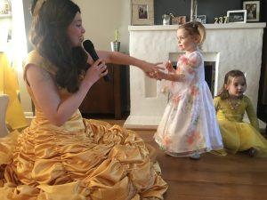 Singing Princess Belle | Rothley