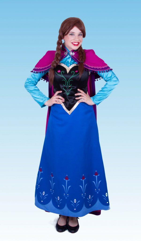Anna Frozen Party Entertainer