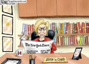 The Hillary NY Times