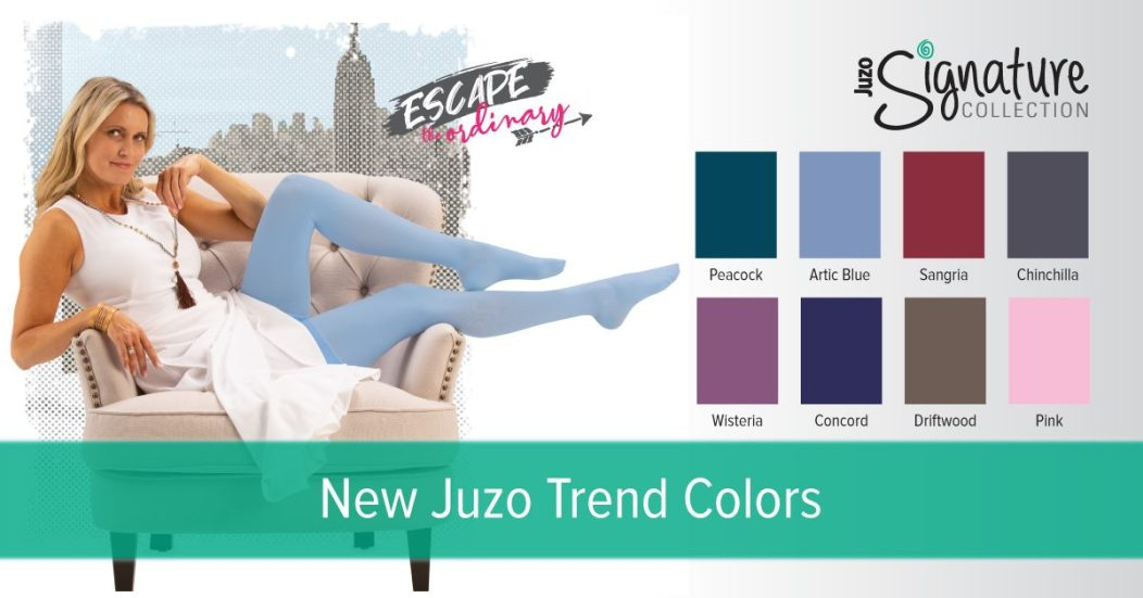 Juzo Trend Colors - Signature Collection
