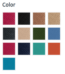 Medi Color Options